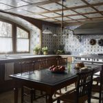 Nejkrásnější stylové pozadí do kuchyně 6