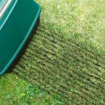 Odstraňte travní plsť provzdušňováním trávníku 6