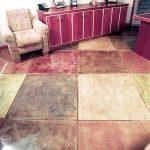 Barevný beton 8