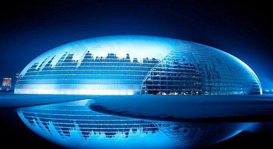 Nejkrásnější budovy ze skla 9