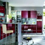 Interiér v barvách drahých kamenů - vášnivý rubín 4