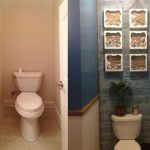 Proměna toalety: Z nudy je mořské království! 11
