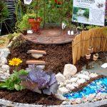 Udělejte radost nejen dětem a vyrobte si na zahradě domeček pro víly 3