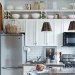 Malá kuchyně: 5 šikovných nápadů, které se vyplatí okopírovat 7