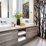 Koupelna po novém: Znáte inteligentní sklo či obklad s 3D efektem? 4