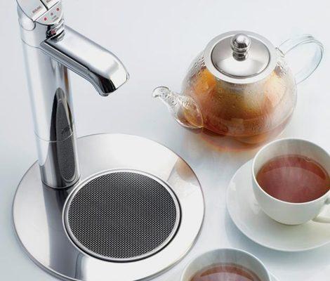 Vařící i chlazená, filtrovaná voda z kohoutku 1