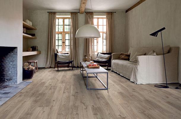 Nové vinylové podlahy Quick-Step mají vzhled dřeva a kamene 1