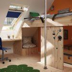 Pokoj pro malého školáka: tipy, jak ji zařídit hravě a zdravě 7