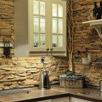 Betonový obklad zobrazuje i nejjemnější vlásečnice přírodního kamene 2