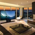 Televize, který zmizí v podlaze 4