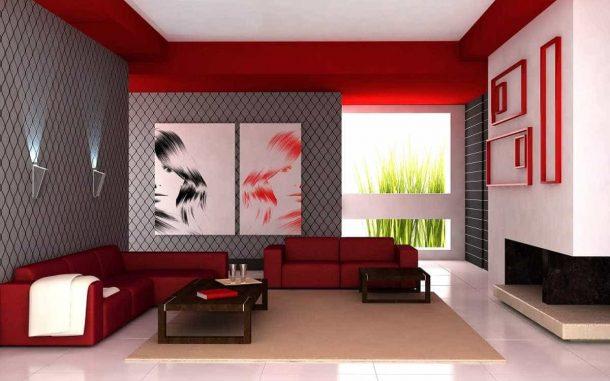Harmonie v obýváku: Tou se může pochlubit majitelka navštíveného bytu 1