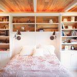 10 skvělých nápadů jak vytvořit malou ložnici ve velkém stylu 3
