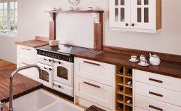 Dvířka kuchyňské linky: Při zařizování kuchyně myslete na tento detail 30