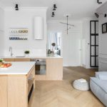 Svěží, elegantní bydlení s nádechem Paříže uprostřed krásné Varšavy 7