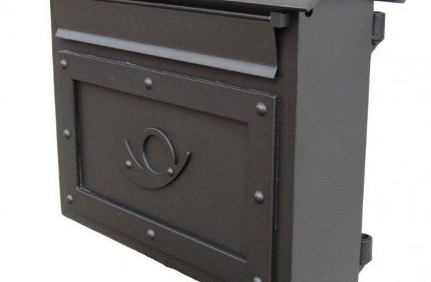 Důmyslné kovové poštovní schránky 1