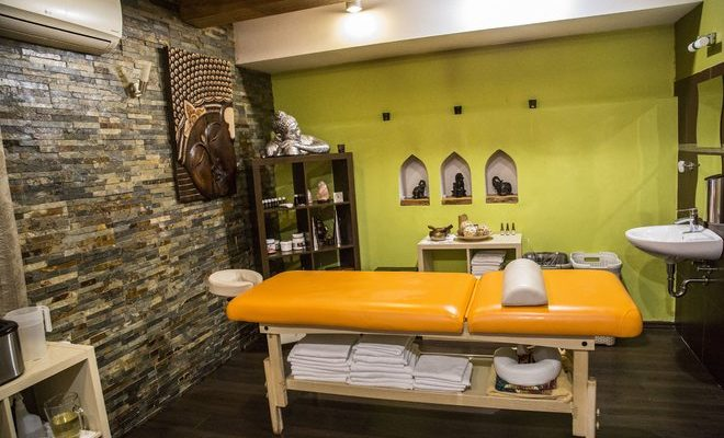 Využijte masážní stůl v domácím prostředí 1
