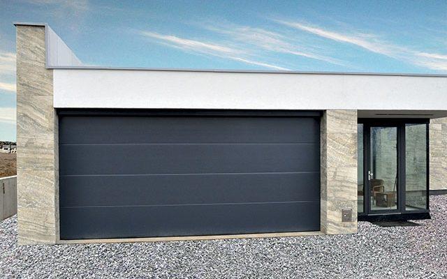 Výhody sekčních garážových vrat 1