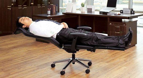 Zdravé sezení nebo jak vybrat správnou židli 1