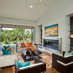 Zpříjemněte si obývací pokoj kobercem 7