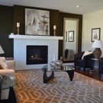Centrum společenského života v bytě - obývací pokoj 9