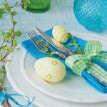 Velikonoční stolování, které zlepší chuť a náladu 6