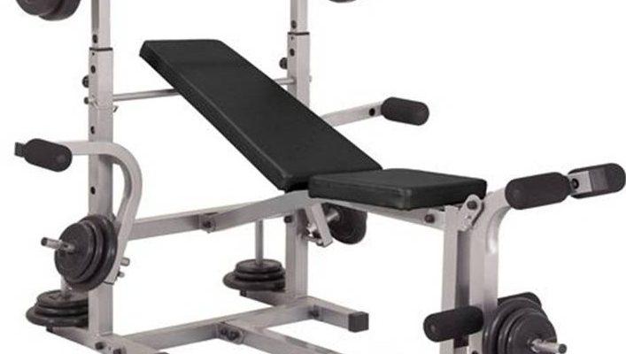 Bench press lavice najde využití i doma 1
