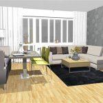 Zařízení bytu 7