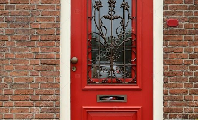 Víte, jakou barvu by měly mít vaše vchodové dveře? 1