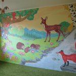 Prázdniny jsou ideální čas na malování dětského pokoje 7