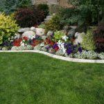 """Květinové záhony nejsou navrhované """"bez ladu a skladu"""" 5"""
