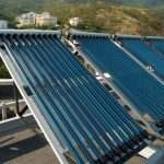 Solární kolektory na ohřev vody 2