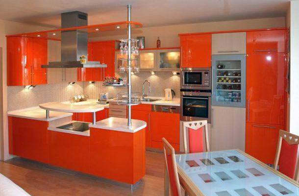 Nebojte se oranžové barvy 1