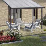 Plánujte zahradu- moderní záhon u terasy 5