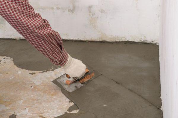 Jak vyrovnat podlahu 1