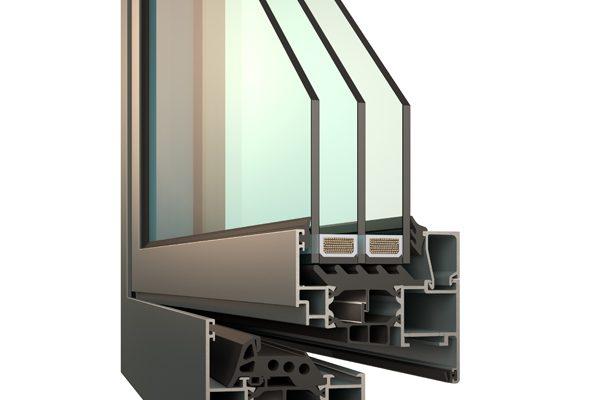 Proč si vybrat hliníková okna 1