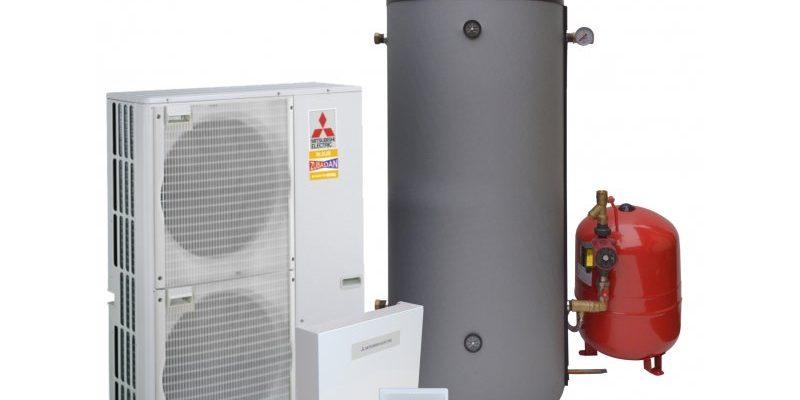 Věděli jste, že tepelné čerpadlo nejen vytápí, ale také chladí? 1
