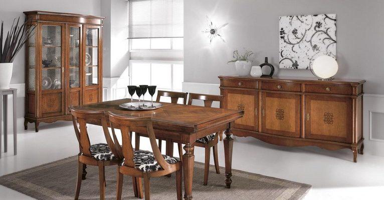 Stylový jídelní nábytek 1