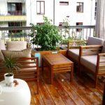 Vytvořte si soukromí na balkoně 3