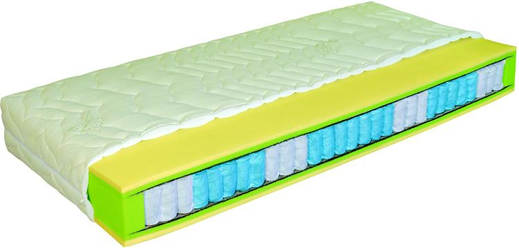 Pružinové matrace Materasso pro zdravý spánek 1