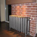 Výměna starých litinových radiátorů 6