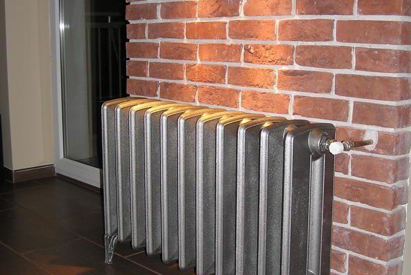 Výměna starých litinových radiátorů 1