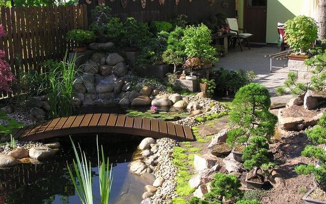 Líbí se vám japonské zahrady 1