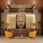 Základy feng-šuej v obývacím pokoji 4