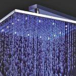 Vyzkoušejte sprchu s dešťovým efektem 5