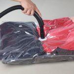 Vakuové pytle ušetří místo v šatní skříni 5