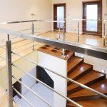 Jak zamezit nepříjemnému průvanu na uzavřeném schodišti 10