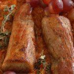 Vepřové filety se smetanovým zelím 3
