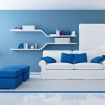 Odstíny modré: Hitem je modravá, tyrkysová, námořnická modrá 2