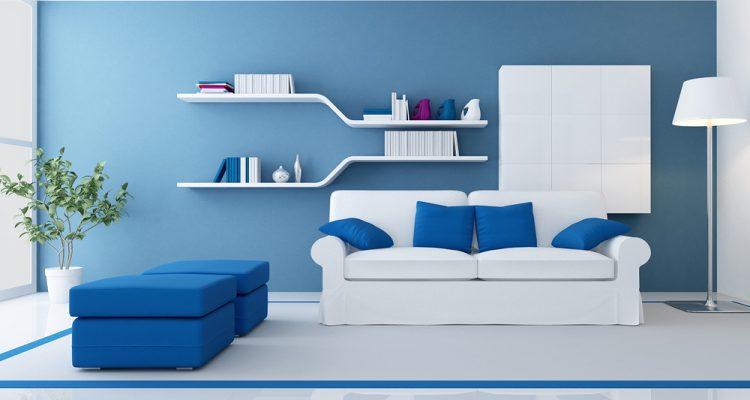 Odstíny modré: Hitem je modravá, tyrkysová, námořnická modrá 1