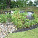 Dešťová zahrada svépomocí 2